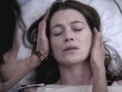 Grey's: Cristina em seu momento maisvulnerável