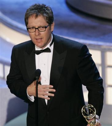 James Spader e seu Emmy