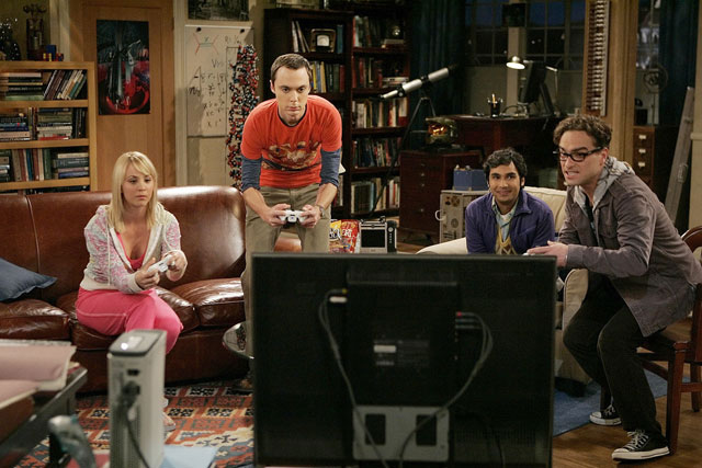 Big Bang Theory S1 E07