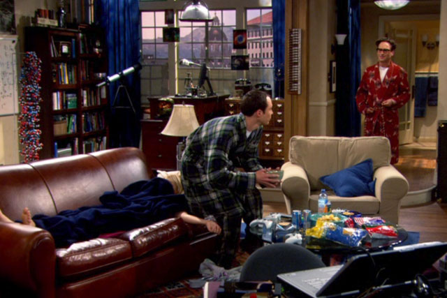 Big Bang Theory S01 E07