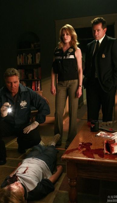 CSI Without a Trace Crossover