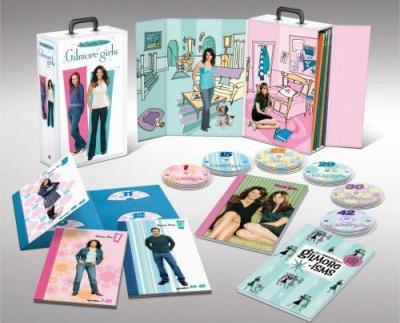 Box de Gilmores Girls - Todas asTemporadas